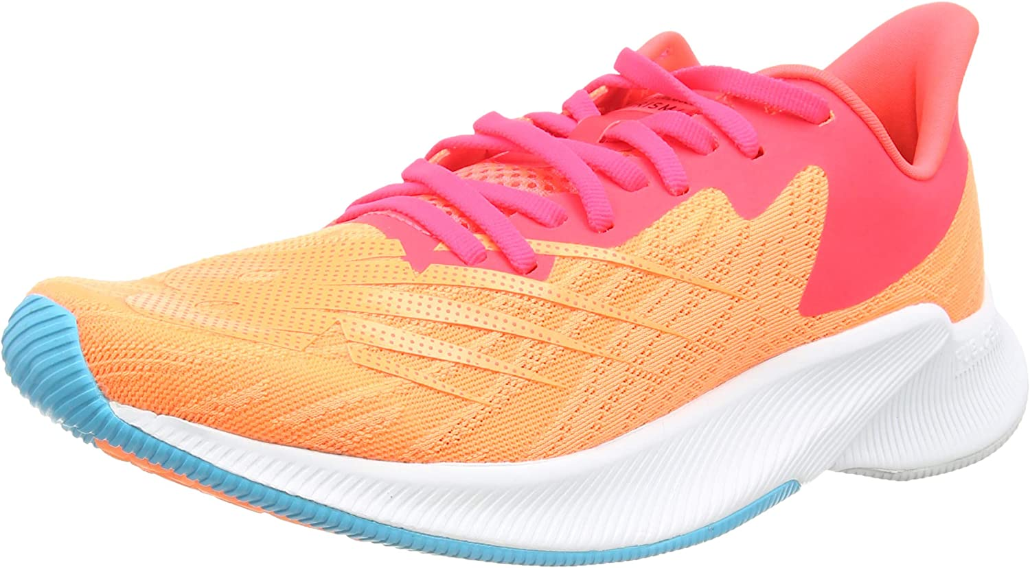 Sales of SALE items from new works New Balance Women's FuelCell Running V1 Dedication Shoe Prism