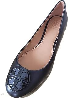 Benton Ballet Flat, Tonal Logo, Perfect Black