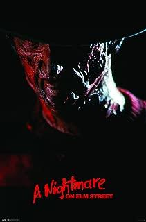 Trends International A Nightmare on Elm Street Freddy Wall Poster 22.375