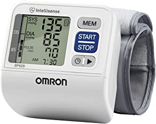 Omron Auto-Inflating Wrist Blood Pressure Monitor