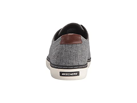 NylonGray Fit Nylon Black Palen Gadon Relaxed SKECHERS XFxfAnp5