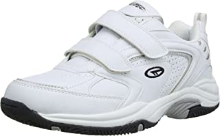 Hi-Tec Men's Blast Lite EZ Fitness Multisport Outdoor Shoes, White (White 011), 12 AU