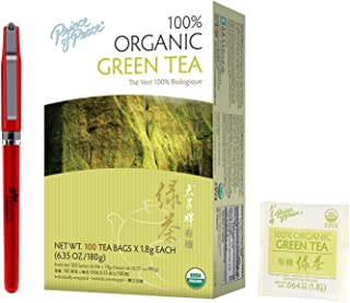 Best prince of peace organic green tea Reviews