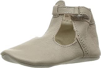 Robeez Girls' T-Strap Shoe - First Kicks