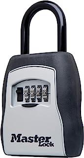 Best Master Lock 5400D Set Your Own Combination Portable Lock Box, 5 Key Capacity, Black Reviews
