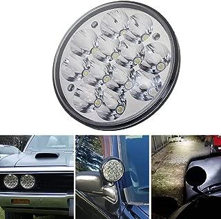 H5001 LED Flood Par46 LED Lights, Round LED Headlights Fit for Unity Spotlight 5.75