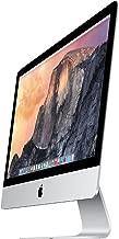 Apple iMac MF886LL/A 27in Intel Core i7-4790K X4 4GHz 32GB 1TB + 128GB SSD (Renewed)