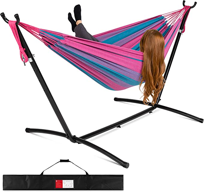 Best Choice Products 2-Person Brazilian-Style Cotton Double Hammock - Best Design