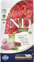 Farmina N&D Functional Quinoa Digestion Lamb Dry Cat Food 3.3 Pounds