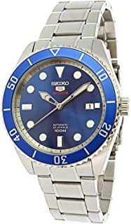 Series 5 Automatic Blue Dial Men's Watch SRPB89