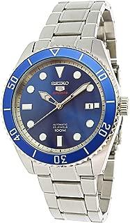 Seiko Series 5 Automatic Blue Dial Men's Watch SRPB89
