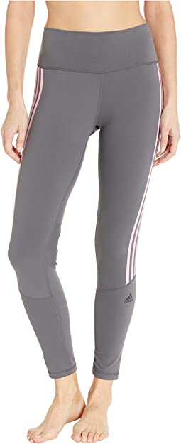 fb126305c0e55 Adidas believe this high rise heathered 3 4 tights | Shipped Free at ...