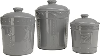 Best gray canister sets Reviews