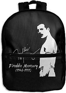 Mochila para niños Queen Freddie Mercury, mochila de viaje para la escuela, senderismo, mochila pequeña para niños y niñas