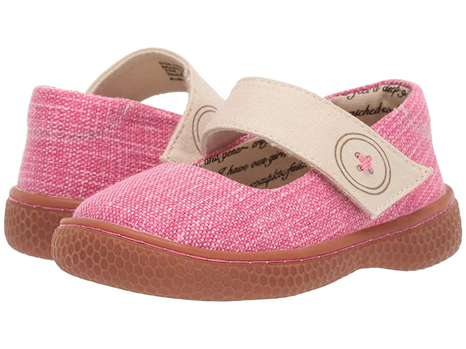Livie & Luca Carta II (Toddler/Little Kid) (Pink Sparkle) Girl