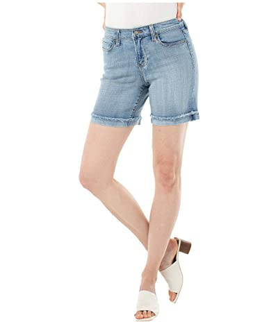 Liverpool Corine Fray Cuff Shorts (Amalfi) Women