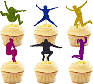 Best trampoline cake figures Reviews