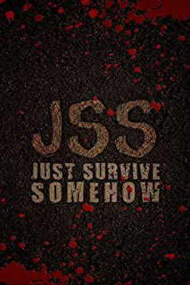 JSS Just Survive Somehow TV Show Cool Huge Large Giant Poster Art 36x54