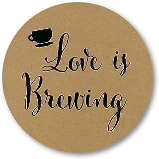 Best love is brewing coffee wedding favors Reviews