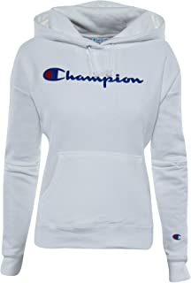 Champion LIFE 女式反向编织套头连帽衫