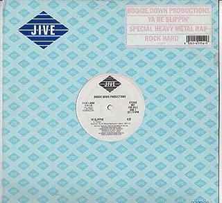 Boogie Down Productions – Ya Slippin' / My Philosophy [Vinyl]