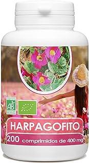 Harpagofito Orgánico - Garra del Diablo - 400mg - 200 comprimidos