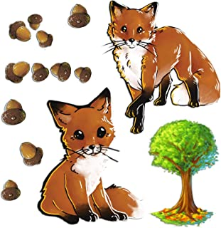 Best nursery wall stickers woodland Reviews