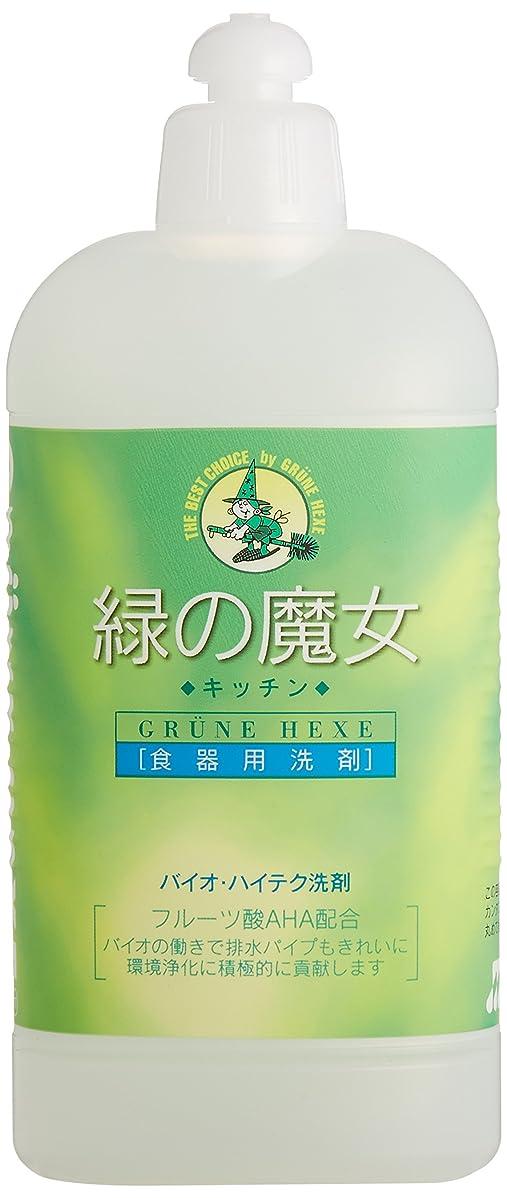 ウール会計士いとこ緑の魔女 キッチン(食器用洗剤) 420ml