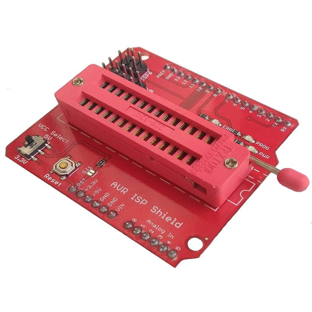 一回オーナメント剪断(LOLO import) Arduino AVR ISP SIELD ATmega328P のブートローダ書き込み [並行輸入品]