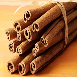 CINNAMON STICKS FRAGRANCE OIL - 4 OZ - FOR CANDLE & SOAP MAKING BY VIRGINIA CANDLE SUPPLY - FREE S&H IN USA