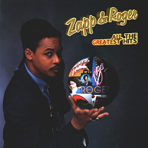All the greatest hits by zapp on spotify.