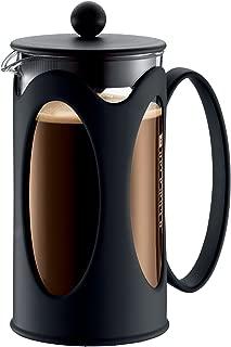 Bodum New Kenya 34-Ounce Coffee Press, Black