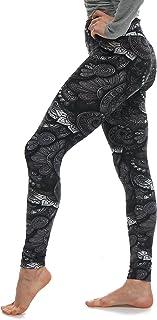 LMB Women's Soft Stretch Leggings Regular/High Yoga Waist 20+ Designs One Size
