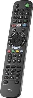 One For All Sony TV Fernbedienung   Funktioniert mit Allen Sony TV/Smart TV   die ideale TV Ersatzfernbedienung   URC4912