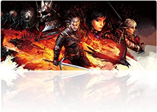 Best the witcher mouse pad Reviews
