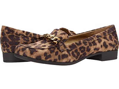 Anne Klein Valisity Loafer (Leopard) Women