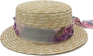LiWen Zheng Wool Boater Flat Top Hat For Women's Felt Wide Brim Fedora Hat Laday Prok Pie Chapeu de Feltro Bowler Gambler Top Hat