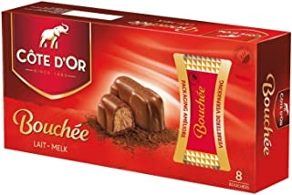 Côte d'Or Bouchée milk 8 x 25g