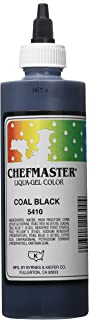 Chefmaster Liqua-Gel Food Color, 10.5-Ounce, Black