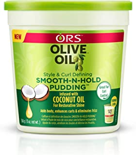 Ors Olive Oil Smooth Pudding 13 Ounce Tub (384ml) (3 Pack)