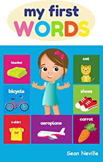 Sight Words Flash Cards for Kindergarten: Second Grade Picture Books (My Baby Can Read Book 1)