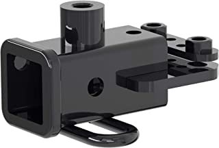 CURT 13419 Class 3 Trailer Hitch, 2-Inch Receiver, Compatible with Select Ram 1500, Black