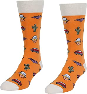 Quirky, Funny Men's Crew Socks by Headline Shirts