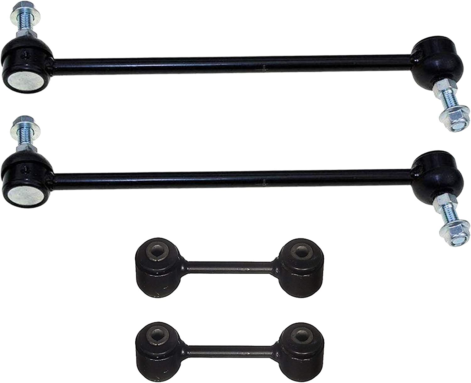 Front Rear NEW before selling ☆ Suspension gift Sway Bar Links Left Right Kit 4 Pieces