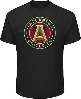VF Atlanta United FC MLS Men's Big and Tall Primary Logo T-shirt