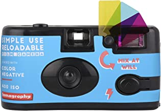 Lomography Simple Use Reloadable Camera Color Negative 400 Film