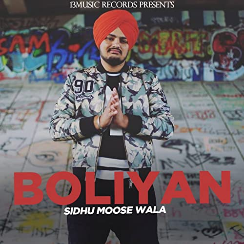 Amazon com: Boliyan: Sidhu Moose Wala: MP3 Downloads