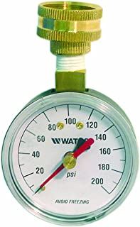 Watts 0950200 DP IWTG Water Pressure Test Gauge
