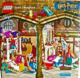 Lego Harry Potter and the Sorcerer's Stone #4723 Diagon Alley Shops by LEGO