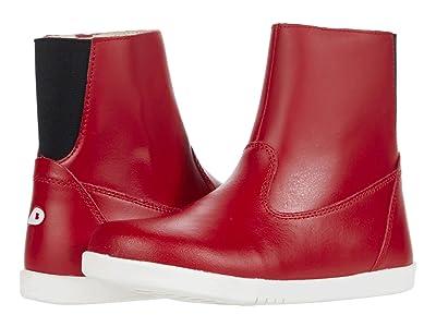 Bobux Kids Paddington Waterproof Boot (Toddler/Little Kid) (Red 2) Kid